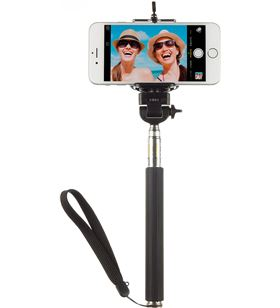 Marcas palo selfie kit monopod negro spssbk