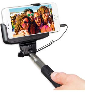 Marcas palo selfie kit monopod con cable negro wdssphbk