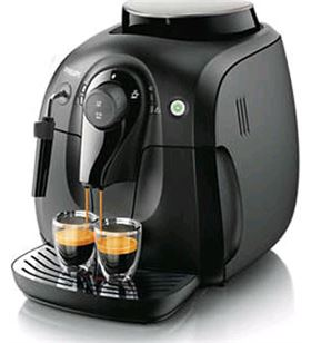 Philips cafetera express hd8651/01 automatica 2000