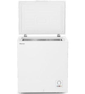 Hisense congelador horizontal ft267d4aw1