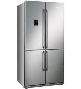 Smeg frigorífico side by side fq60xpe a+, nf, inox-antihuellas