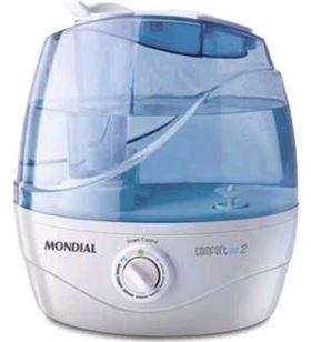 Humidificador Mondial mlua02 ultrasonico 2l