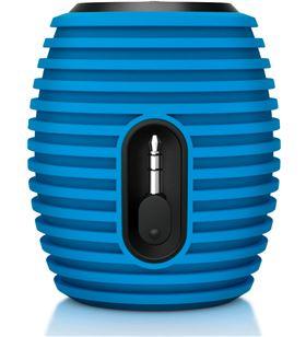 Altavoz portatil Philips sba3010blu00, bateria,