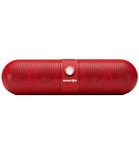 Brigmton brimgton altavoz bamp-611 rojo bamp611r