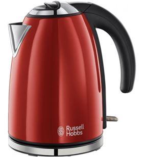 Hervidor Russel hobbs 1894170rh flame red rh18941-70