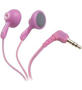Auriculares Vivanco mini stereo buddy bud4042 rosa bud4042-27077