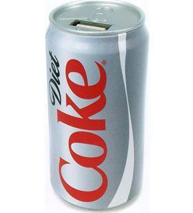 Marcas bateria externa def 2200ma lata coca-cola light pe pwcans22d
