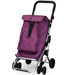 Playmarket play carro compra play plegable go up lila 24910216