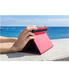 Funda tablet universal 111931040199 Silver sanz