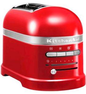 Kitchenaid tostadora para 4 rebanada 5kmt2204eer