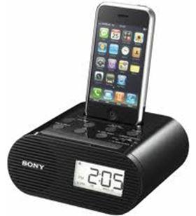 Sony radio reloj despertador compacto icfc05ipbcef con icfc5ibp