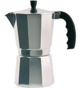 Orbegozo cafetera inox kf1200, 12 tazas, aluminio