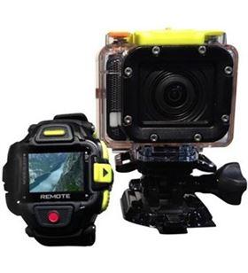 Hp videocamara accion ac300w 112842 negro