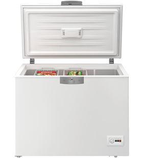 Beko congelador horizontal hsa32520 hsa32500