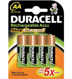 Braun 4 pilas rec.aa(lr-06) b4 stay charge lr06duralokb4