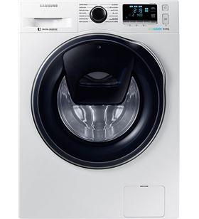 Samsung lavadora carga frontal ww80k6414qwec 8kg 1400rpm