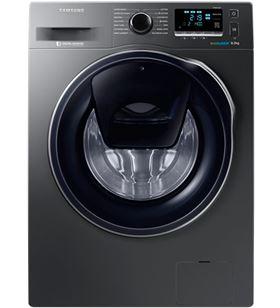 Samsung lavadora carga frontal ww80k6414qxec fuzzylogic
