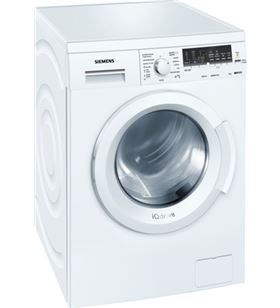Siemens lavadora carga frontal wm12q468es
