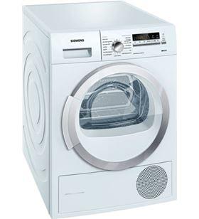 Siemens secadora bomba calor wt45w238ee 8kg a++ blanca