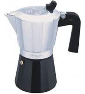 Cafetera aluminio Oroley 12 tazas inducciàn 215050500