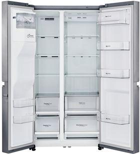 Lg frigorífico side by side gsl760pzx