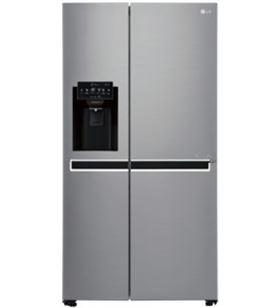 Lg frigorífico side by side gsl761pzuz inox clase a++