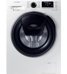 Samsung lavadora carga frontal ww90k6414qwec 9kg 1400rpm