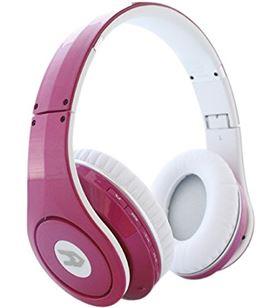 Avenzo auriculares con bluetooth rosa av611rs