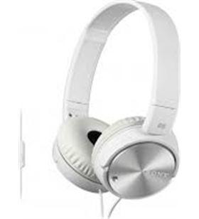 Sony auriculares reducción de ruido mdrzx110naw blanco