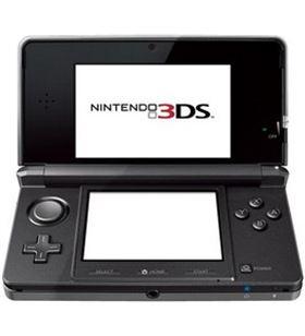 Nintendo+wii+u+ds+3ds consola nintendo new 3ds xl negra metalica 2206099