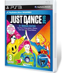 Marcas juego ps3 just dance 2015 300066670