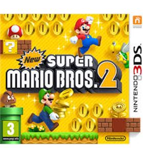 Marcas juego 3ds new super mario bros 2 2223281