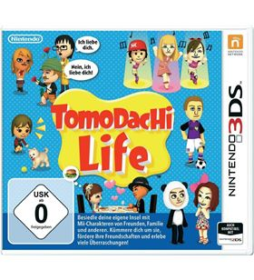 Marcas juego 3ds tomodachi life 2226741