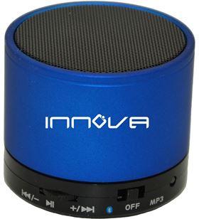 Altavoz Innova alt/14 manos libres bluetooth micro sd usb radio azul alt_14_azu
