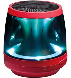 Lg altavoz bluetooth ph1r rojo led
