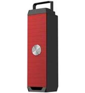 Sunstech torre sonido stbt50rd roja