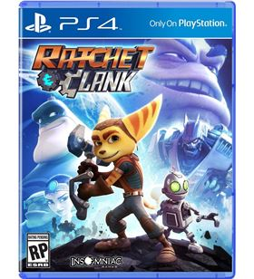 Sony juego ps4 heavy ratchet & clank 9848233