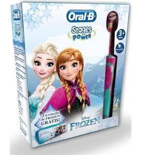 Braun cepillo dental infantil packfrozen packfrozen