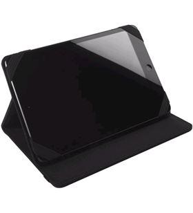 Funda tablet 7.. Vivanco pouch/canvas 17.8cm negra 32334