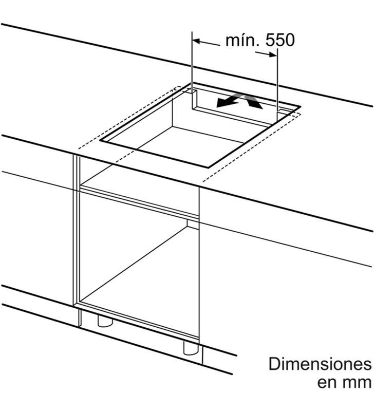 Balay 3EB967FR placa inducción de 60cm ancho Placas induccion - 35445982_9015238543