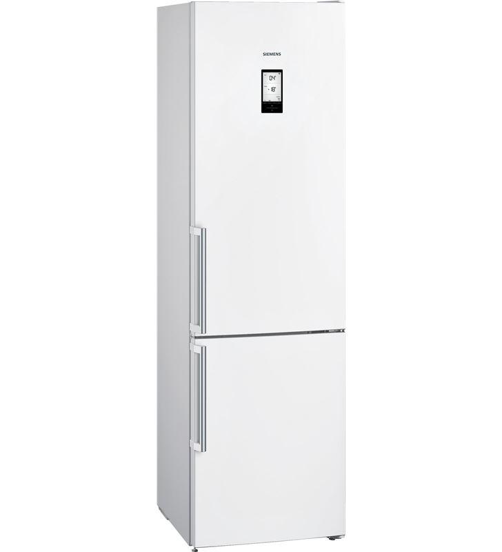 Siemens frigorifico combinado KG39NAW3P no frost blanco 203cm - 36648686_4062952155