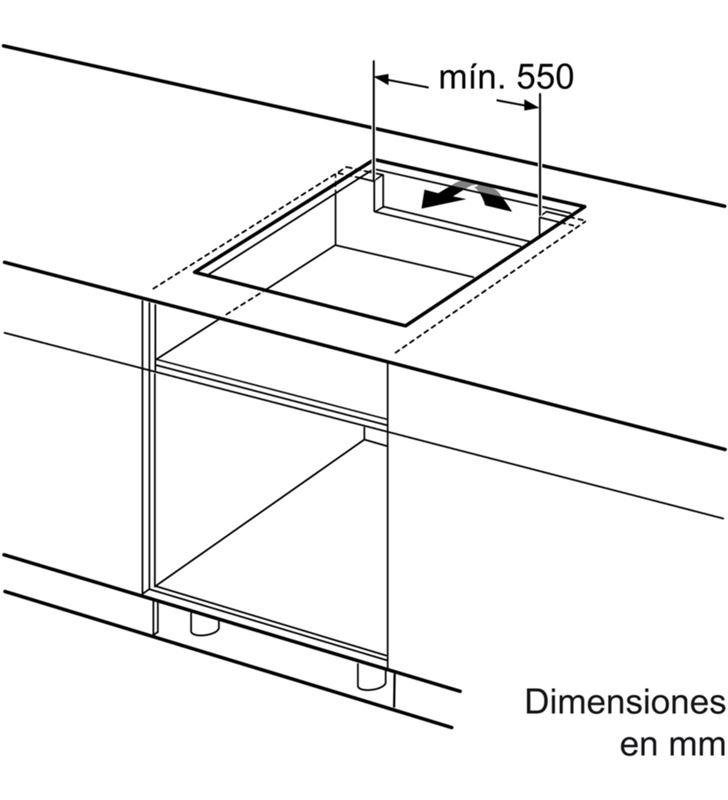 Balay placa induccion 60cm 3EB965LR Vitroceramicas induccion - 35444142_7131594657