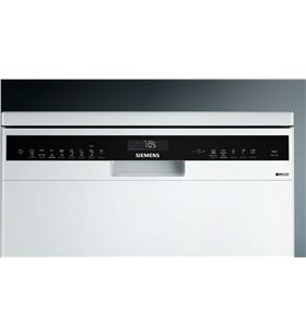 Siemens lavavajillas 60cm SN258W02IE blanco a+++ Lavavajillas - SN258W02IE