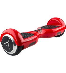 Brigmton BBOARD60R hoverboard rojo bribboard_60_r Consolas - BBOARD60R
