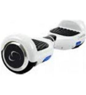 Smartgyro SMGYWOXSG27_027 patín eléctrico x2 bluetooth/altavoces blanco - X2