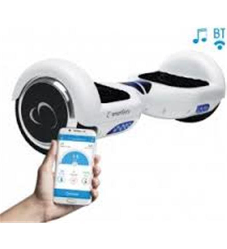Smartgyro SMGYWOXSG27_027 patín eléctrico x2 bluetooth/altavoces blanco - 36468571_0279906356