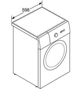 Balay lavadora carga frontal 3TS999B 9kg 1200rpm a+++ - 3TS999B