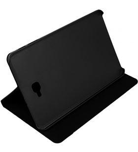 Silver funda tablet 10'' negro bookcase wave para samsung 111936540199 - 111936540199