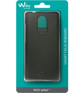 Carcasa Wiko ufeel lite negra WICT0004 Accesorios telefonía - WICT0004