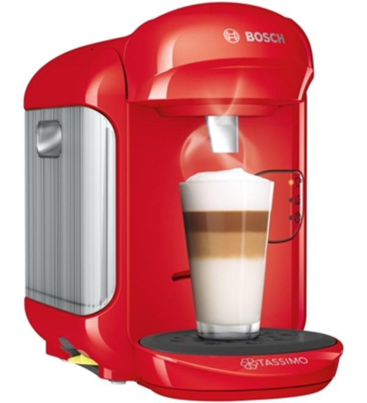 Bosch cafetera automatica tassimo TAS1403 roja Cafeteras espresso - 36157631_9839506728